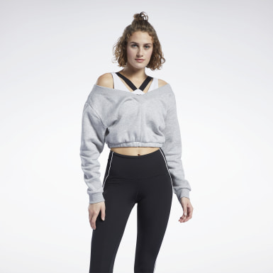Women Studio Grey Studio Restorative Sweatshirt
