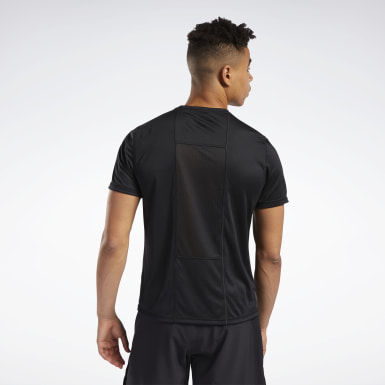 Men Studio Black LES MILLS® BODYPUMP® T-Shirt