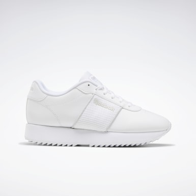 Women Classics White Reebok Royal Charm PFM Shoes