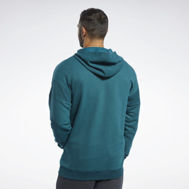 Men Fitness & Training Training Essentials Melange Hoodie