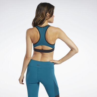 Reebok Hero Medium-Impact Racer Bra
