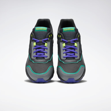 REEBOK ROYAL RUN FINISH TR Plomo Hombre Classics