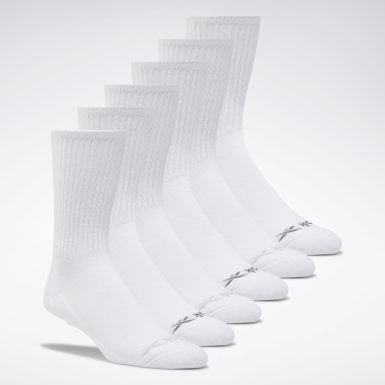 Crew Basic Delta Socks Six Pack
