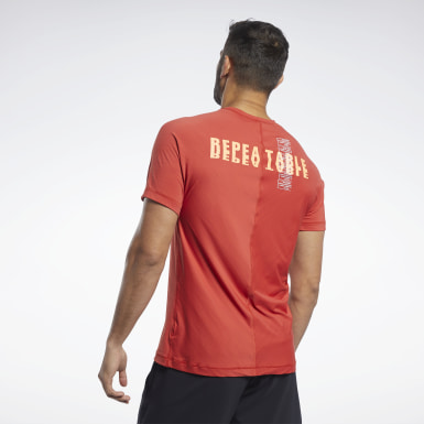 Camiseta Reebok CrossFit® ACTIVCHILL Hombre Cross Training