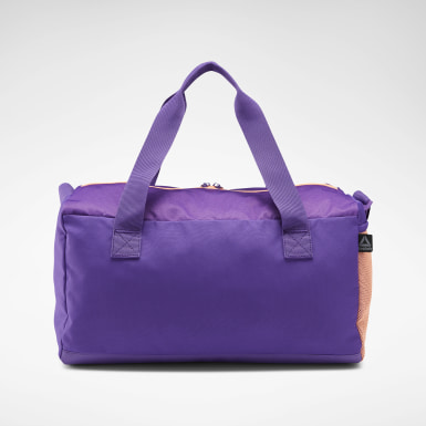 Bolso deportivo Training Essentials Grip Violeta Fitness & Training