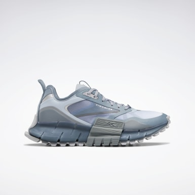 Classics Grey XIMONLEE Zig Kinetica Horizon Edge Shoes
