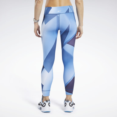 Reebok Lux Bold 7/8 Tights 2.0 - Modern Block