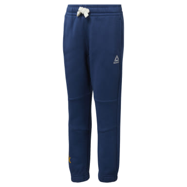 Men Training Blue Boys Elements Fleece Pant