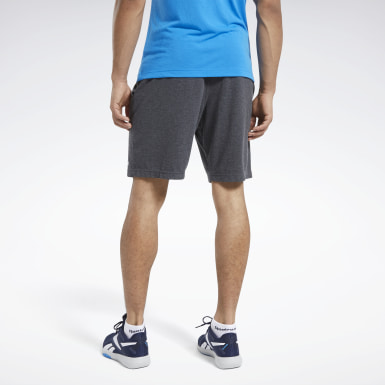 Short Training Essentials Gris Hommes Fitness & Training
