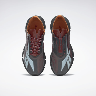 Classics Grey Zig 3D Storm Shoes
