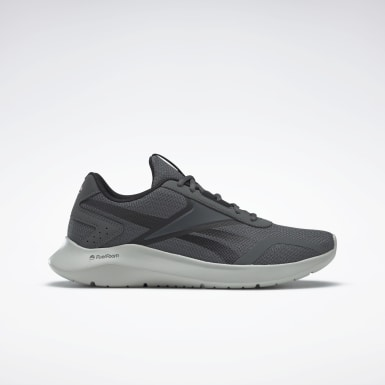Men Running Grey Reebok Energylux 2 Shoes