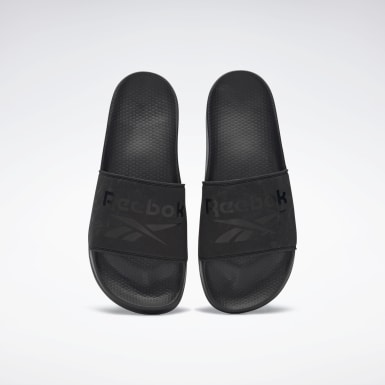 Women Swimming Black Reebok Fulgere