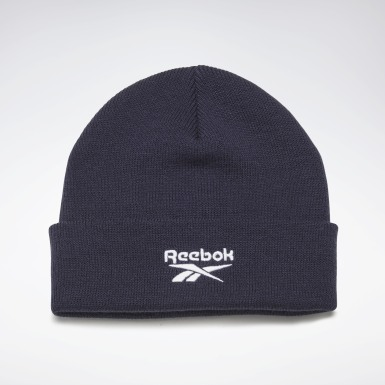 Cross Training Blue Foundation Logo Beanie