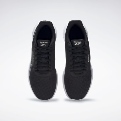 Men Running Black Reebok Lite 2 Men's Shoes