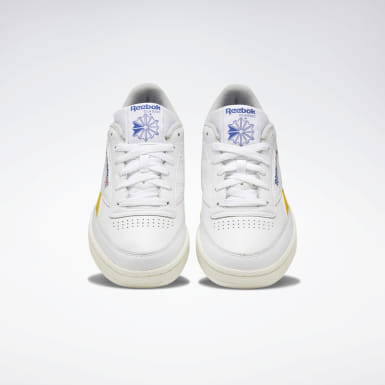 Men Classics White Club C Revenge Plus Shoes