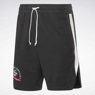 Men Fitness & Training Black Combat Boxing Shorts