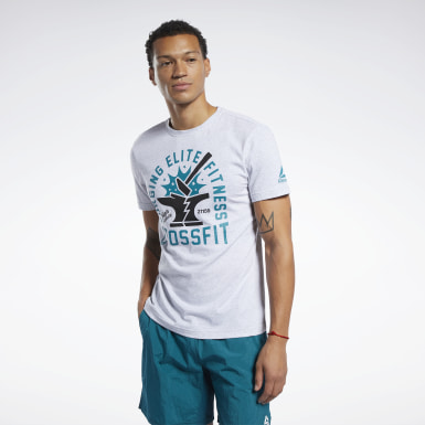 Reebok CrossFit® Aambeeld T-shirt