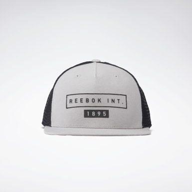 Gorra de visera plana One Series Training Gris Fitness & Training