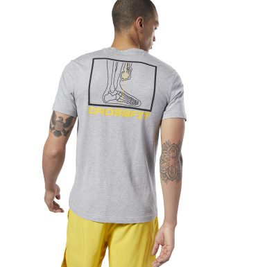Remera Rc Deadlift Diagram Tee