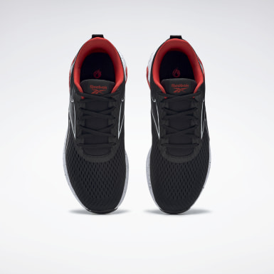 Men Running Black Liquifect 180 2 SPT Shoes