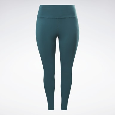 Frauen Studio Beyond The Sweat Leggings (Plus Size) Grün