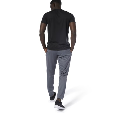 Men Training Grey Track Pants