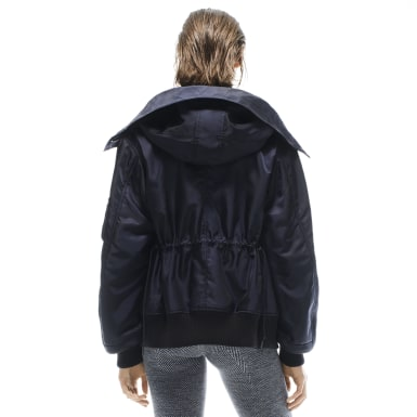 Women Training VB Hooded Jacket