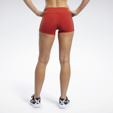 Women Cross Training Reebok CrossFit® Chase Bootie Shorts