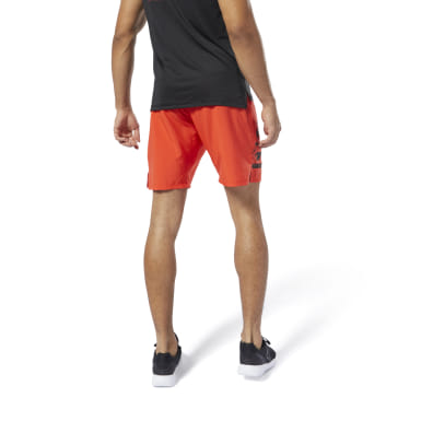 Shorts Training Epic Lightweight Rojo Hombre Fitness & Training