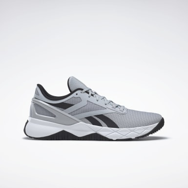 Men Training Grey Nanoflex TR Shoes