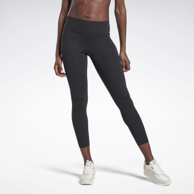 Women Fitness & Training Black VB Classic 7/8 Tights