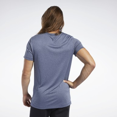 Workout Ready Mélange Tech Tee