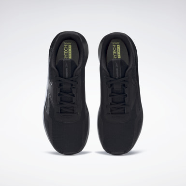 Men Running Black Reebok Energylux 2 Shoes