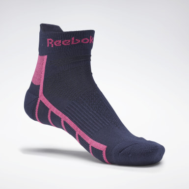 Running One Series Running Ankle Socks Blau