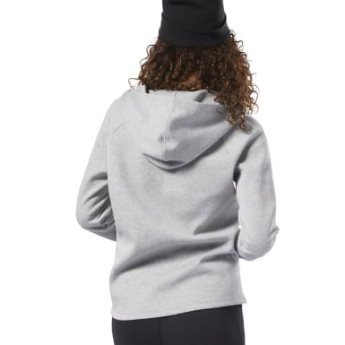 Training Supply Sweatshirt met Capuchon