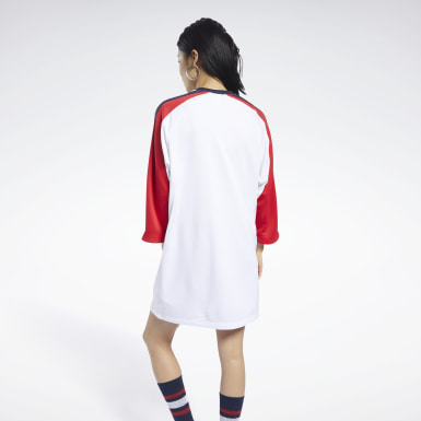 Women Classics White Classics Hockey Dress
