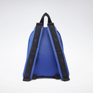 Women Classics Blue VB Mini Backpack