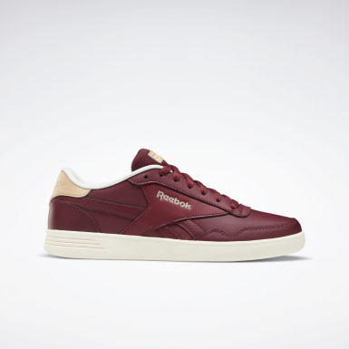 Men Classics Red Reebok Royal Techque T Shoes