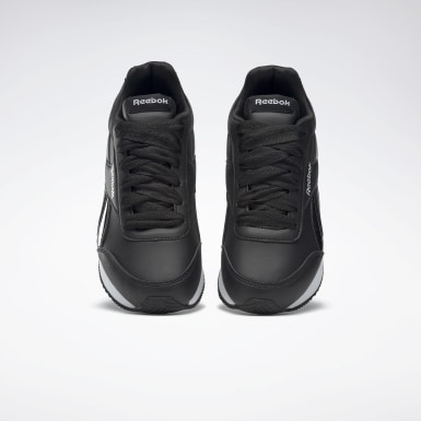 Kids Classics Black Reebok Royal Classic Jogger 2.0 Shoes
