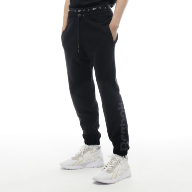 Women Training Black VB Joggers