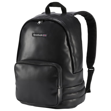 Morral Classic Leather Freestyle Backpack