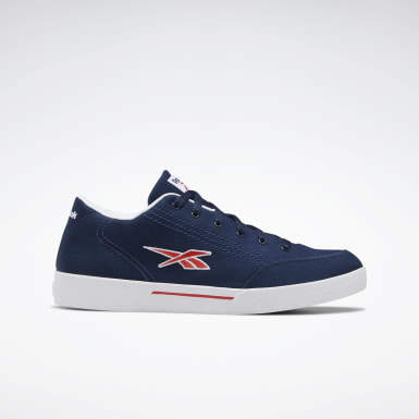 Classics Slice Canvas Shoes Blau