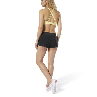 LES MILLS® Two-in-One Woven Shorts