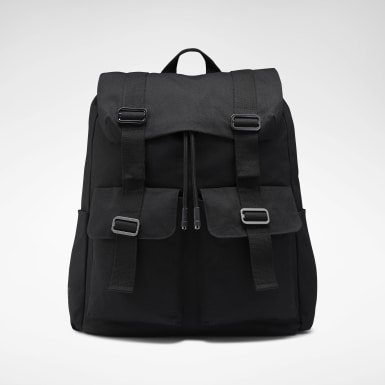 Women Classics Black RBK VB Fashion Backpack