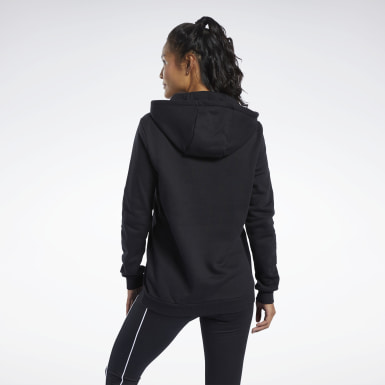 CL F VECTOR HOODIE Negro Mujer Classics