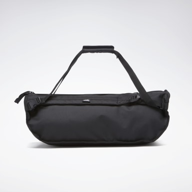 Training Black Foundation Convertible Duffel Bag