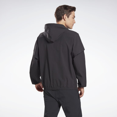 Studio LES MILLS® Woven Full-Zip Jacket