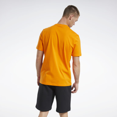 Classics Orange Classics Vector Tee
