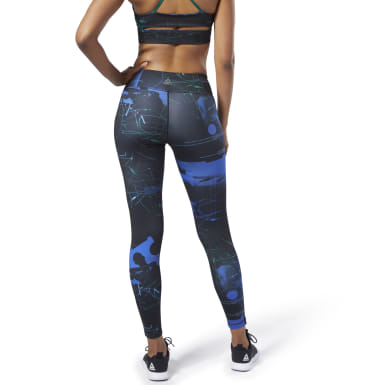 Tight Workout Ready Blu Donna Fitness & Training