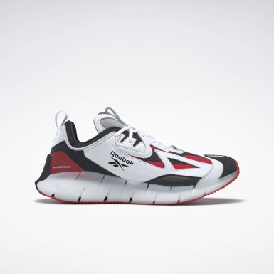 Classics White Angus Chiang Zig Kinetica Concept_Type2 Shoes